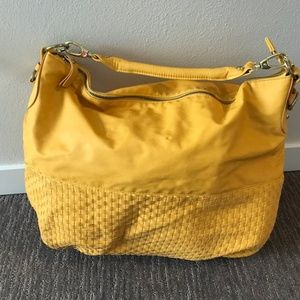 Steve Madden Yellow Tote
